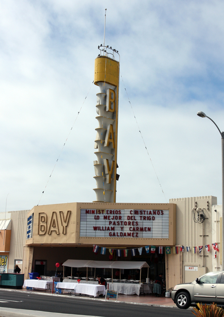 Bay Theatre, National City, CA