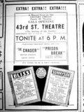 43rd Street Theatre