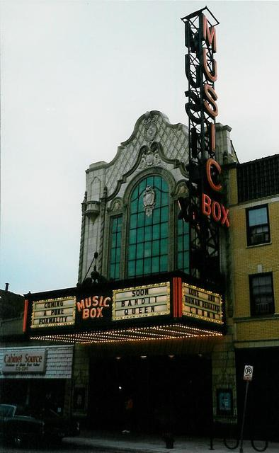 Music Box Theatre - Chicago, IL  June 1995