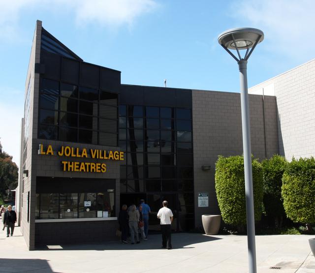 La Jolla Village Cinemas, La Jolla, CA