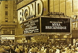 MYRA BRECKINRIDGE opens to big crowds at the CRITERION