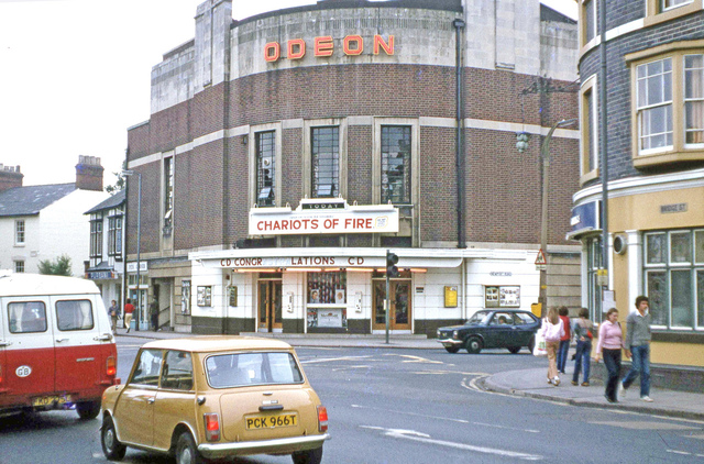 Odeon Stafford