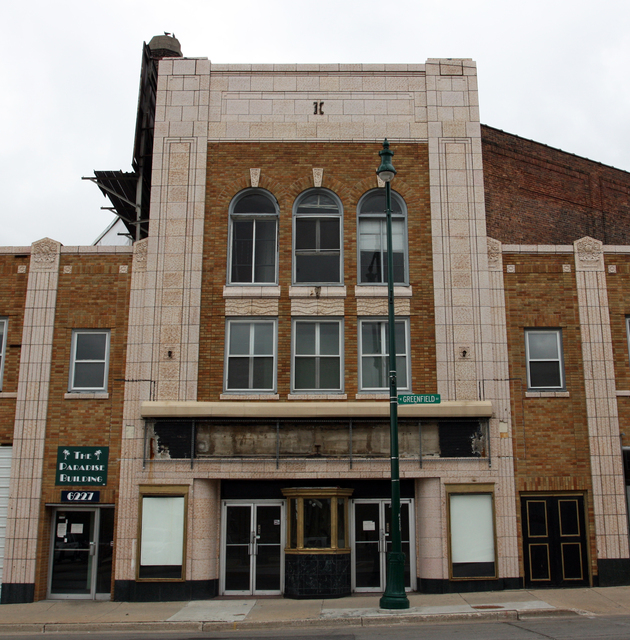 Paradise Theatre, West Allis, WI