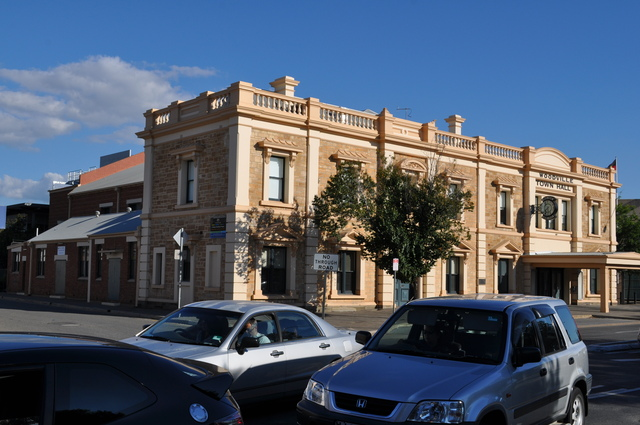 Woodville Town Hall