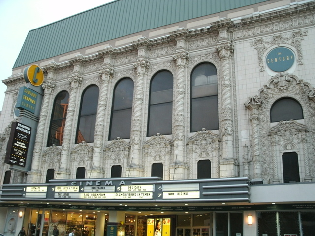Landmark's Century Centre Cinema