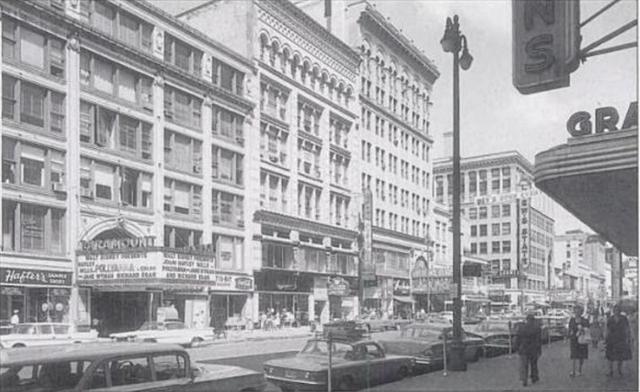 Paramount, Syracuse NY 1960