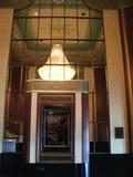 Former lobby