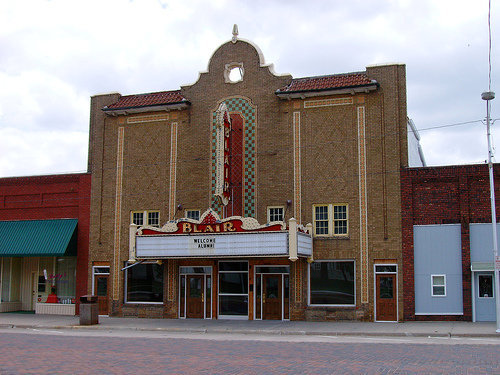 Blair Theatre