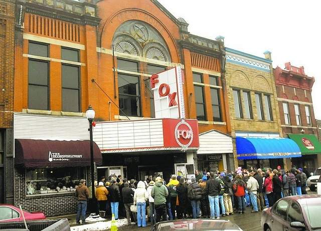 FOX Theatre, Stevens Point, Wisconsin in 2012.