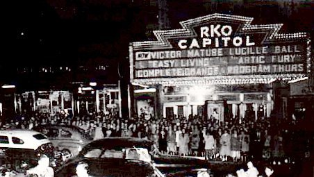 RKO Capitol Theater Trenton NJ