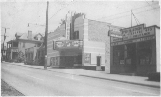 Gerard Theatre Circa 1940