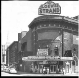 Strand marquee Syracuse New York