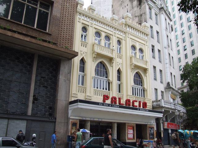 Cine Palacio 2008