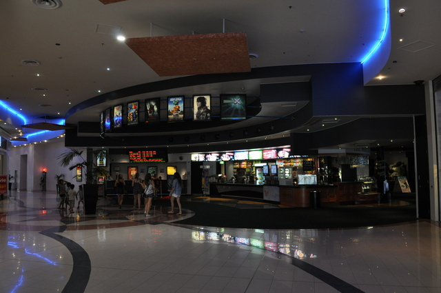 Mandarin movie theater chatswood