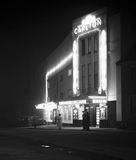 Norwich Carlton at night