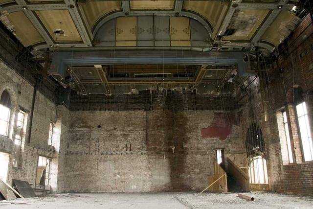 Pioneer Theatre Dewsbury interior