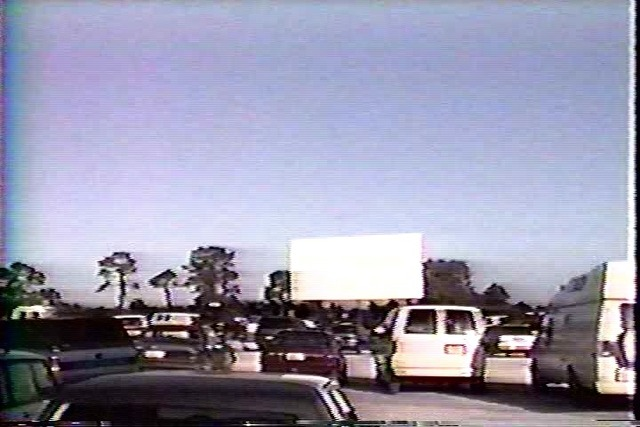 Mustang Drive-In