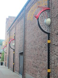 Adams Theatre/Topia Arts Ctr - Stagehouse adornments