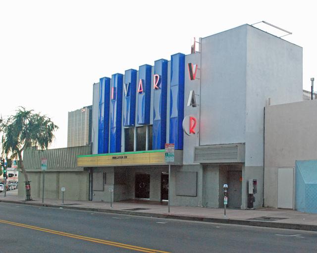 Ivar Theatre
