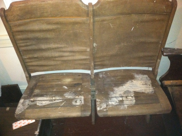 Royal Theater Seats for sale
