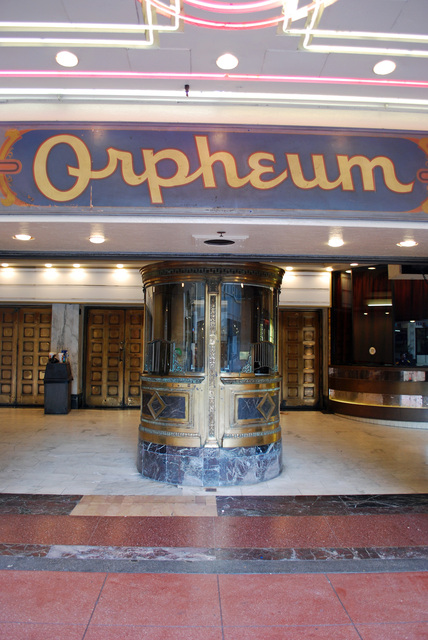 Orpheum Theatre Box Office