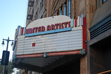 United Artists Theatre Marquee