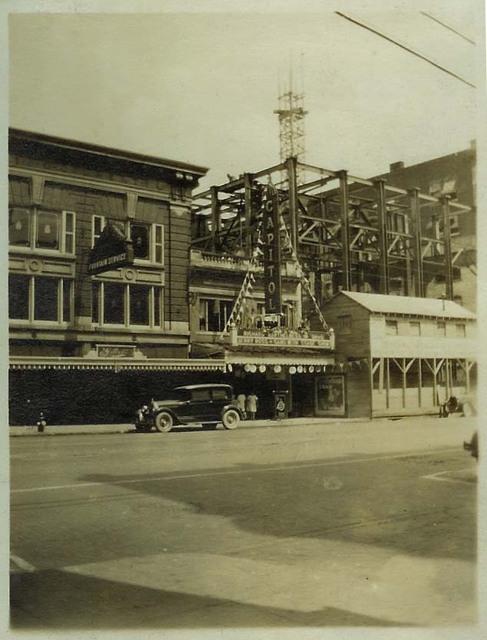Capitol Theater, Jackson, MI
