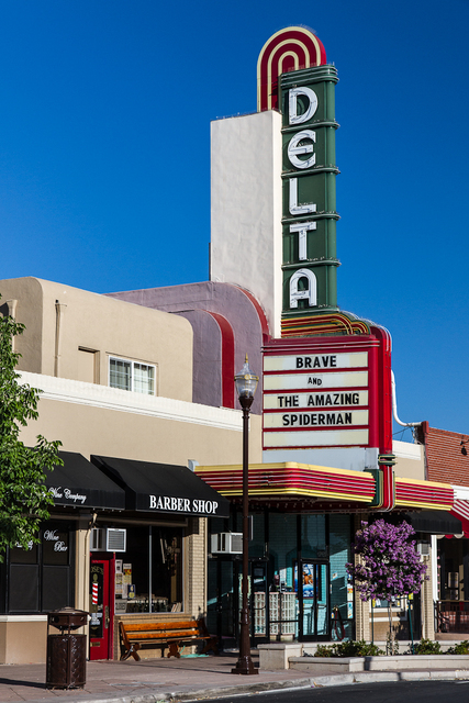 CineLux New Delta Cinema