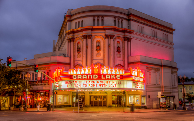 grand lake theatre in oakland ca cinema treasures