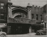 """LIBERTY Theatre, Springfield, Ohio just before 1938 """"remodeling""""."""
