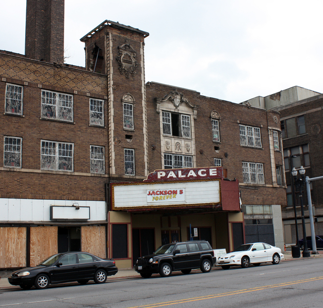 Palace Theatre, Gary, IN