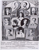 Hopkins Stock Company at the Lyceum Theatre - 1898