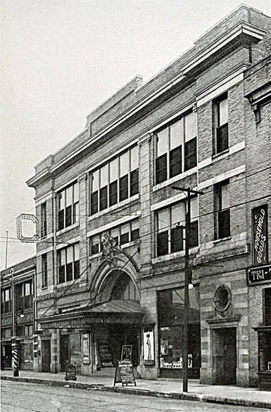 Lyric Theatre 1916