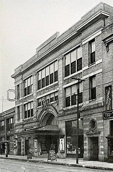 Lyric Theatre 1916