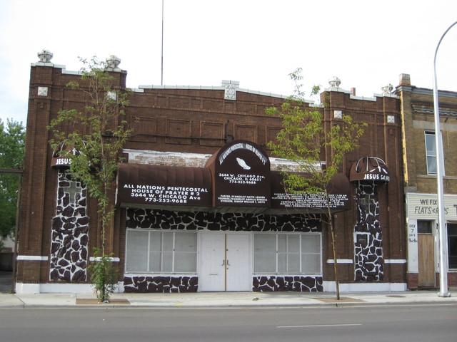 Famous Theatre
