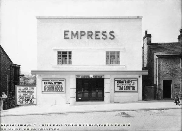 Empress cinema, Chapel En Le Frith