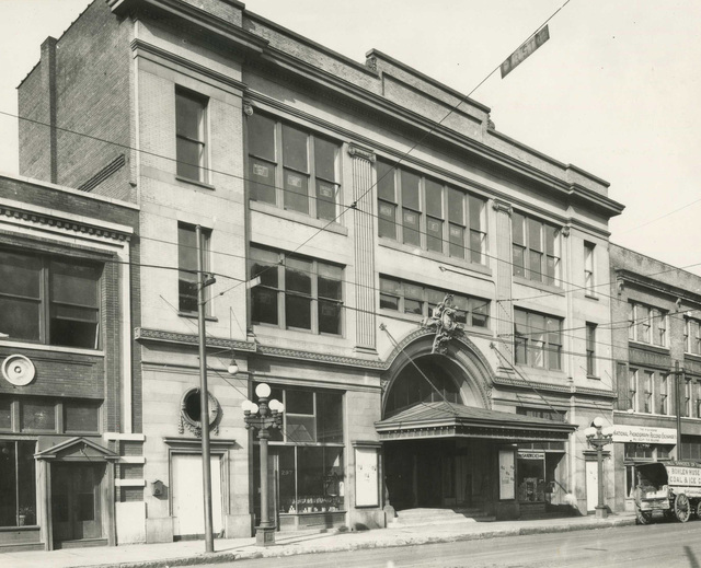 Lyric Theatre in later years