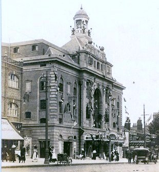 Chiswick Empire Theatre