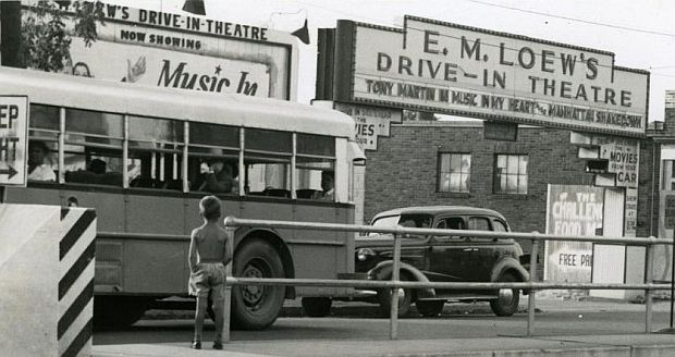 E.M. Loew's Providence Drive-In