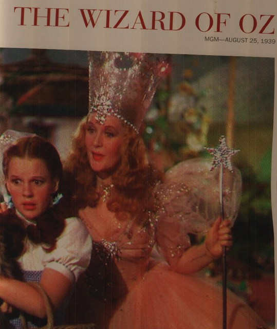 """Wizard of Oz"""