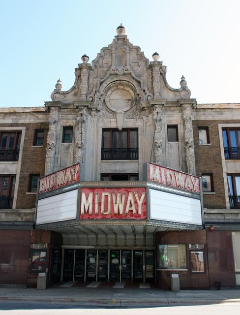 Midway Theatre, Rockford, IL