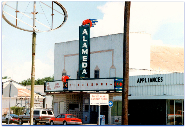 Falfurrias (TX) United States  city pictures gallery : Alameda Theater in Falfurrias, TX Cinema Treasures