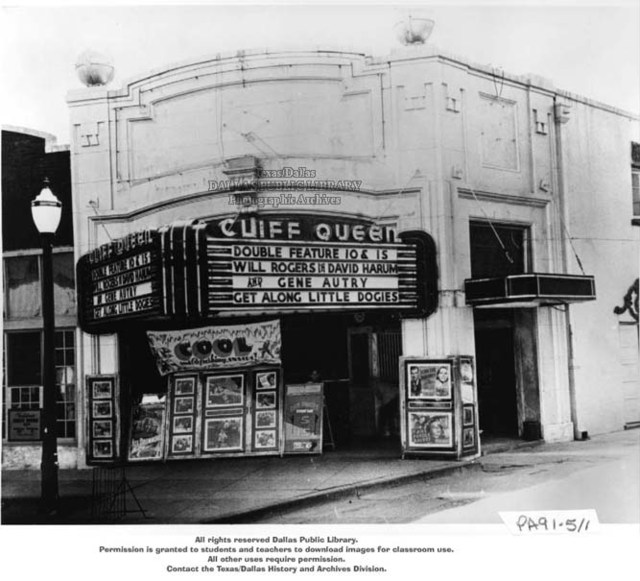 Cliff Queen Theater
