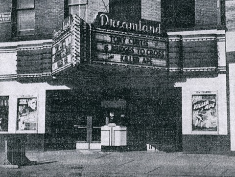 DREAMLAND THEATRE, C. 1955