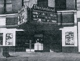 "[""DREAMLAND THEATRE, C. 1955""]"