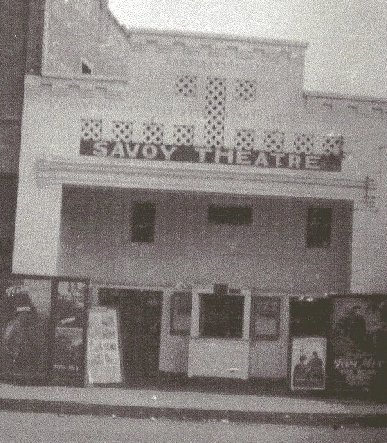 The Savoy Theatre