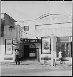NEW GLADES Theatre, Moore Haven, Florida, January 1939