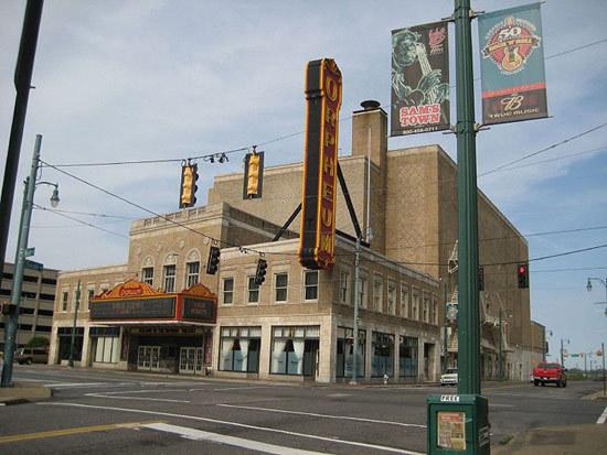 Orpheum Theatre, Memphis