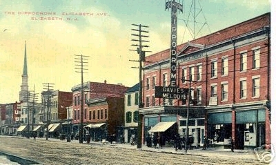 Liberty Theatre when it was called the Hippodrome