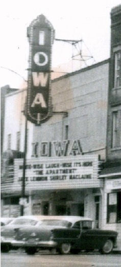 IOWA THEATRE, 416 MAIN STREET, KEOKUK, IOWA